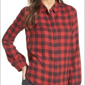 Red Flannel from Treasure & Bond